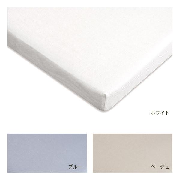 【インタイム セミダブル(120幅)】 寝具ボックスシーツ フランス綾 RE-ZD50W