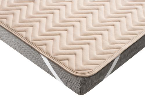 ベッドパッド ウォッシャブルウールパッド RE-ZBW73N セミダブル(120幅)